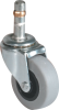 "3"" Thermoplastic Swivel Stem Caster -- 8039919"
