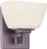 Angle 1-Light Bath Vanity -- 9031SWOI - Image