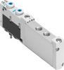 Air solenoid valve -- VUVG-S10-P53U-ZT-M7-1T1L -Image