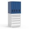 R2V Vertical Drawer Cabinet, 4 Drawers (30
