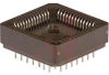 IC Socket; 52; 0.1 in.; Phosphor Bronze; Tin over Nickel -- 70206222 - Image