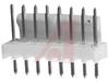 .100 STRAIGHT HEADER;8 CIRCUITS -- 70190703 - Image