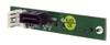 StarTech.com Female Slimline SATA to SATA Adapter with SP4.. -- SLSATACDADAP