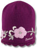 Women's Scalloped-Edge Knit Hat -- CAR-WA056
