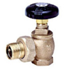 Hot Water Angle Valves -- 0067458 - Image