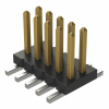 Rectangular Connectors - Headers, Male Pins -- FTS-105-04-S-DV-P-TR-ND -Image