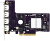 CalDigit FASTA-4e 4-Port PCI Express eSATA 3GB Host Card
