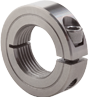 Threaded Clamping Collars -- View Larger Image