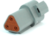 Amphenol AT04-3P 3-Way AT Receptacle Connector, DT04-3P Compatible -- 38173 -Image