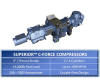 4-Cylinder Reciprocating Compressor -- CFA 34