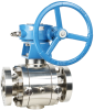 API Series There-Piece Ball Valve