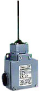 Limit Switch 360 degree SS spring w/ polyamide tip, 1/2in NPT, 1NO 1NC -- ABM6E92Z11 - Image