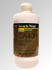 3M Scotch-Weld CA40H Instant Adhesive Clear 1lb bottle -- CA40H 1 LB BOTTLE
