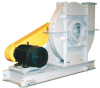 Heavy Duty Pressure Blower, Open Radial -- MBO
