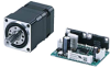CRK Series Stepper Motors (Pulse Input) (DC Input) -- crk564ap-h50