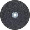 Norton Neon AO Medium Speed-Change Fastener Fiber Locking Disc - 66623395027 -- 66623395027 -- View Larger Image