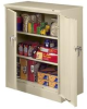 Tennsco Deluxe Cabinets -- H2442-CP -Image