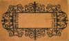 Wrought Iron Border - 36