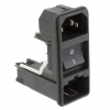 Power Entry Connectors - Inlets, Outlets, Modules -- 486-2274-ND -Image