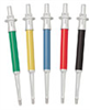 1056C - MLA D-Tipper Fixed-Volume Pipette, 200 uL, Red, Small Tip; Each -- GO-06198-45