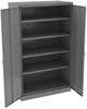 Tennsco Jumbo Cabinets -- HJ1878A-N-MGY -Image