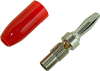 Stacking Standard Banana Plug -- 9203