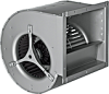 Centrifugal Forward Curved Fans, Dual Inlet -- D4D225-CC01-02 -Image