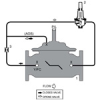 Stainless Steel Pressure Reducing Control Valve -- 910GS - Image