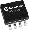 1 MHz 1.8A Isw Synchronous PWM Boost Regulator -- MCP1642 -Image