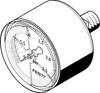 Pressure gauge -- MA-50-2,5-R1/4-E-RG -Image
