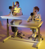 ErgoHeight™ Cleanroom Work Station -- 3504-28