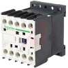 Contactor, Miniature, up to 3 HP at 575/600 VAC 3-Ph., 24 VDC Ctrl., 1 NO Aux. -- 70007253 - Image
