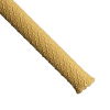 Spiral Wrap, Expandable Sleeving -- KVX0.50YL50-ND
