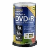 Aleratec Duplicator Grade Rainbow - 100 x DVD+R - 4.7 GB ( 1 -- 300116