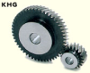 75mm PD Ground Helical Gears -- KHG2.5-30L-Image