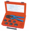 Quick Change Ratcheting Terminal Crimping Kit -- 18960