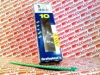 WIRE/CABLE MARKER S BLACK/WHITE 10/PACK -- BL117MSSBW