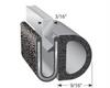 Trim Seals -- 135B375B3X3/16E