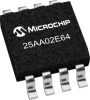 Application Specific EEPROMs, MAC Address Chips -- 25AA02E64