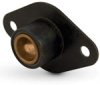Flange-Mounted Pressbearings  -  Metric -- BDBRSSMBLK12 -- View Larger Image