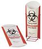 Biohazard Disposal Pouch Stand -- 6PTP1