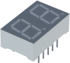Display Modules - LED Character and Numeric -- 160-1535-5-ND