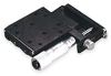 Side Drive Positioning Stages (Series, 1200SD, R1200SD, 2200SD, R2200SD, 3200SD, R3200SD) -- R2203SD-XYZ