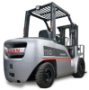 Engine Powered Forklift, Nissan Forklift -- Platinum II Series