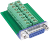 DB15 female connector for field termination -- DSB00108 -Image