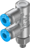 Piloted non return valve -- HGL-M5-QS-4 -- View Larger Image