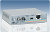 Fast Ethernet, Standalone, Fiber Media Converters -- AT-MC115XL