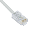 Cat. 5E EIA568 Plenum Patch Cable, RJ45 / RJ45, 2.0 ft -- T5A00020-2F - Image