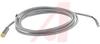 Sensor, Inductive; M8 x 1; 10 to 30 VDC; 150 mA (Max.); Shielded; 3000 Hz -- 70034926