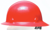 Block Head Hard Hats > COLOR - Blue > UOM - Each -- 3014876 -- View Larger Image